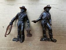 Soviet Russian Ussr Made Plastic Toy Soldiers Pirates Knights