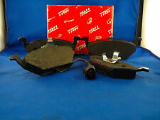 TRW Brake Pads Front VW Beetle Golf Jetta with 280mm rotor GDB1386