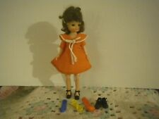 """No Doll,Vintage Ac 8"""" Betsy McCall """"At The Zoo� Dress,Balloons,Free Tlc Shoes"""