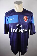 Arsenal London Trikot Training Nike Jersey Fly Emirates Gr. L
