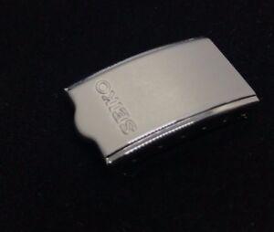 Vintage Seiko Claps 16 mm Bracelet Buckle length 29 mm 6138 6139 6119 6117