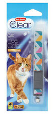 Bob Martin Cat Kitten Flea & Tick Collar Aztec Reflective 6 Weeks FREEPOST