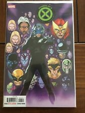 X-Men Powers of X #4 2019