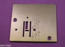 Stichplatte kompatibel mit Janome Pfaff Nähen Maschinen #730027007