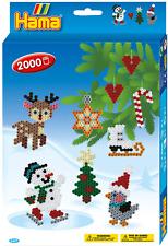 Hama 10.3437 Christmas Bead Box