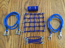 AXIAL BOMBER Roof Net , Tow Ropes , Bungee Cords ,Sleeping Bag Gear Head GEA1308