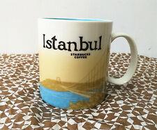 16 oz Starbucks Mug Cup Istanbul City Collector Series Mug