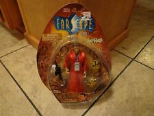 "2000 TOY VAULT--FARSCAPE--7"" JOHN CRICHTON FIGURE (NEW) VARIANT"