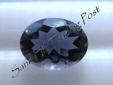Natural 8x6 Loose Oval Cut .95ct Iolite AAA Quality