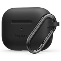 For Airpods Pro Case Spigen® [Silicone Fit] Smooth Slim Cover Case