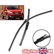 Wiper Blades For Nissan Qashqai 2007-2013 Front Windscreen Quality 24''16'' New