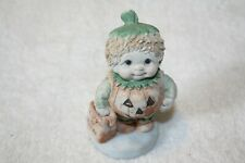 Dreamsicles angel Punkin by Kristin chalk ware