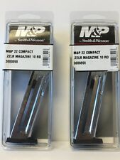 Smith & Wesson M&P 22 Compact .22LR Magazine 10rd. 3000898 *SOLD in a LOT of 2*
