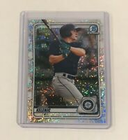 Jarred Kelenic Speckle Refractor /299 2020 Bowman Chrome Prospects