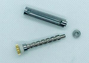 WARM SHAFT GEAR KIT with bearings FOR ABU GARCIA AMBASSADEUR 5000 / 6000