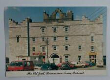 IRISH POSTCARD THE OLD JAIL ROSCOMMON