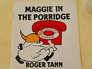 MAGGIE IN THE PORRIDGE ~ ROGER TANN ~ TROOPERS ~ VINTAGE SC