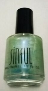 SINFUL COLORS NAIL POLISH 15mL x1 (many different colours available)
