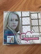 Music CD - Avril Lavigne - Girlfriend - Single - Great Listening
