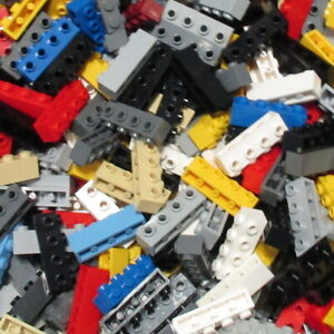 Used LEGO® - 500g-Packs - Modified Bricks - 30414 - Stein, Modfiziert 1 x 4 mit