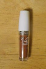 1 tube MAYBELLINE SUPERSTAY 14HR LIPSTICK 060 CONTINUOUS CRANBERRY unsealed
