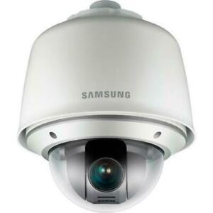 Samsung SNP-3430H Network heatedPTZ Outdoor Security Camera 43x Optical Zoom PoE