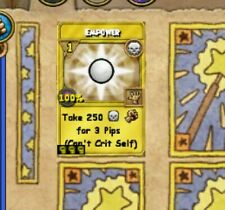 Wizard 101 200k GOLD   QUICK DELIVERY   250 Empower TC