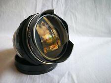 Minolta Rokkor 16mm f2.8 Fisheye