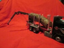 Conrad Volvo 470 3-Axle Log Truck with Loading Crane 1/50 LOOSE