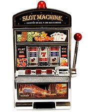 XL Casino SLOT MACHINE einarmiger Bandit Spielautomat Spieleautomat Spardose