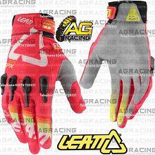 Leatt GPX 3.5 X-Flow Red Gloves Medium MD M EU 8 US 9 Motocross Enduro Quad ATV