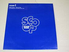 LP Michel Magne Classiques Synthétiseurs Scoop1 / library music / France 1982