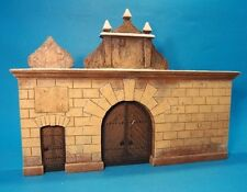 JOHN JENKINS SEVEN YEARS WAR 1757 LEUT-10 LEUTHEN CHURCHYARD GATEWAY MIB