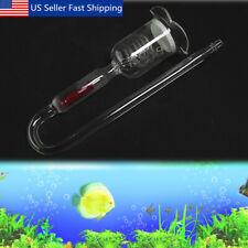 New listing Us Fish Tank Aquarium Plant Co2 Diffuser Bubble Atomizer Solenoid Regulator Us