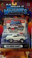 Muscle Machines '68 Hemi Dart (9962)