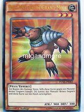 Yu-Gi-Oh - #061 Neo-Weltraum Grand Mole - DUSA - Duelist Saga - Ultra Rare