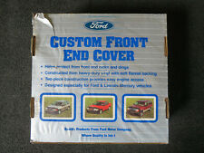 1987-1990 Ford Mustang GT Custom Front End Cover Bra OEM Factory Ford Original