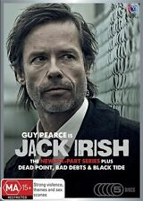 Jack Irish Boxset : NEW DVD