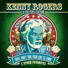 Kenny Rogers, Kenny - Ruby Don't Take Your Love to Town & Other [New CD]