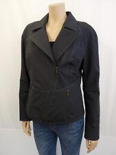 MARCCAIN MARC CAIN Designer Jacke Gr.42 N5 Jacket Blazer tailliert Schwarz