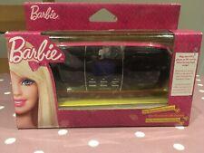 Barbie Mini Boombox Lexibook Speaker ~ New Generation ~ Boxed Unused MP3/SD Card