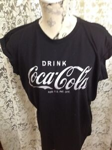 Coca-Cola Singlet Top New With Tag Size 16