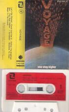VOYAGE One step higher RARE SPANISH cassette PAPER LABEL SPAIN    VIP Connection