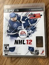 NHL 12 (Sony PlayStation 3, 2011) PS3 Cib Game H2