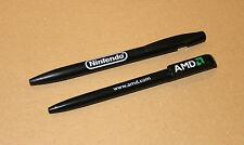 Nintendo & AMD very rare promo Ball Point Ball Pen Gamescom