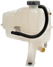 Dorman Coolant Reservoir Plastic White For Cadillac Chevy Gmc Hummer 603-102