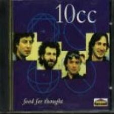 10CC Food for thought (14 tracks, 1975-83) [CD]