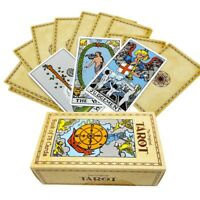 "Original Tarot Card Deck | 78 Cards 2.75"" x 4.75"" size"