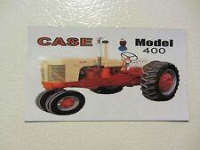 CASE 400 Fridge/tool box magnet