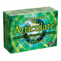 ARTICULATE Extra Pack - 3,000 new entries for your Articulate game! - Expansion
